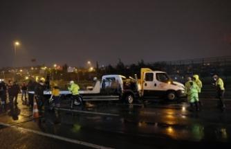 Eyüp'teki traik kazasında 2 kişi öldü