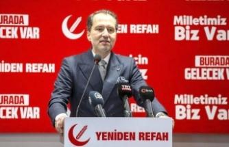 Fatih Erbakan'dan ittifak açıklaması