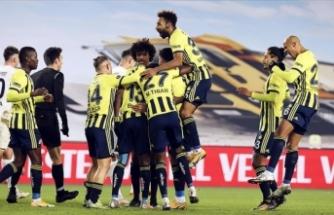 Fenerbahçe Ankaragücü'ne şans tanımadı