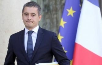 Fransa İçişleri Bakanı Darmanin, İslam Konseyi yöneticileriyle görüştü