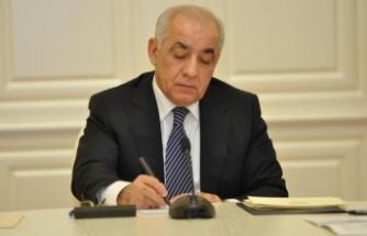 Fuat Oktay Ali Asadov ile görüştü
