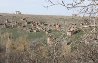 'Gesi Bağları'ndaki güvercinlikler restore edilecek
