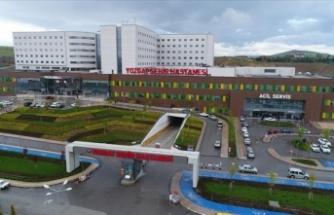 İlk şehir hastanesi 3 milyonu aşkın hasta ağırladı