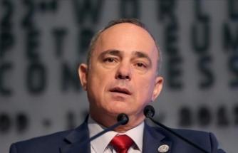 İsrail Enerji Bakanı: Türkiye'ye kapıyı hiçbir zaman kapatmadık