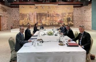Karar verildi: Bir sonraki görüşme Atina'da