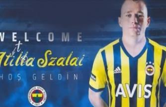 Macar oyuncu Fenerbahçe'de