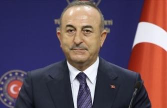 Mevlüt Çavuşoğlu'ndan Paraguay Dışişleri Bakanına kutlama