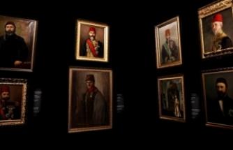 Milli Saraylar Resim Müzesi açıldı