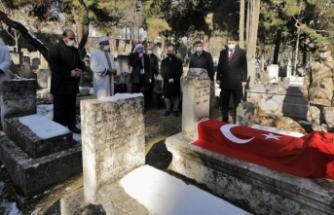 Şehit Kamil 101. vefat yıl dönümünde anıldı