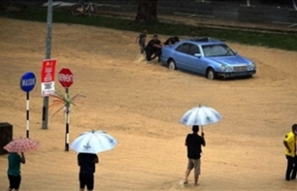 Sel baskını: 7 binden fazla kişi tahliye edildi