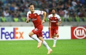 Son dakika: Mesut Özil'le resmi görüşmeler başladı