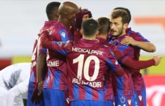 Trabzonspor rahat kazandı