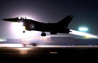 TSK'dan bir ilk: NATO uçağına ilk gece ikmali yapıldı