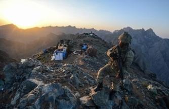 TSK'dan kilit operasyon: PKK'nın iletişimi koptu