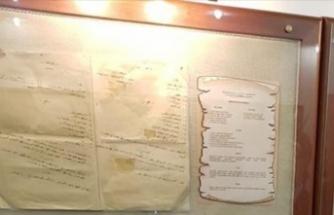 Türkiye'den Fas'a 3 binden fazla tarihi belge