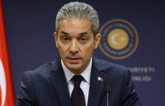 Türkiye'den kara suları açıklaması
