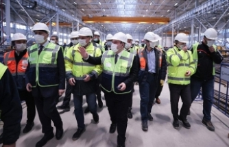Varank müjdeyi verdi: Akkuyu 2023'te elektrik üretmeye başlayacak
