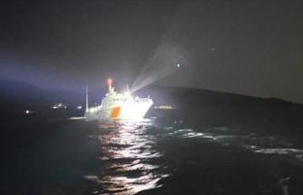 Alabora olan teknedekilerin kimlikleri belirlendi
