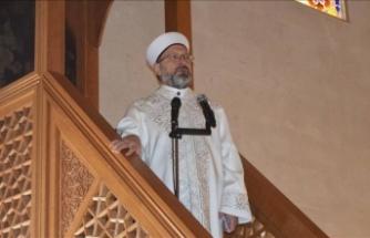 Diyanet İşleri Başkanı Ali Erbaş Afyonkarahisar'daydı