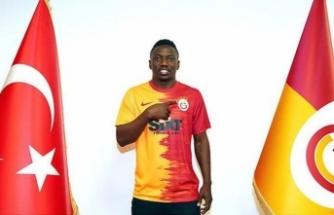 Galatasaray'da Etebo sürprizi