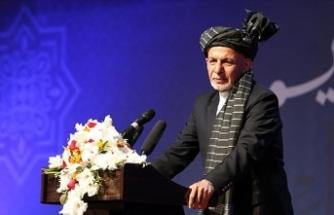 Gani: Uluslararası toplumun Afgan halkını barıştan mahrum bıraktı