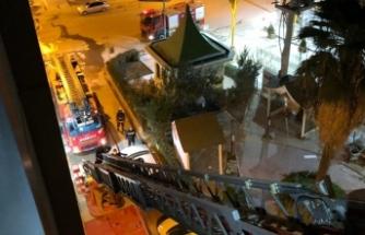 Mardin'de can pazarı: Kurtulmak için 5. kattan atladı