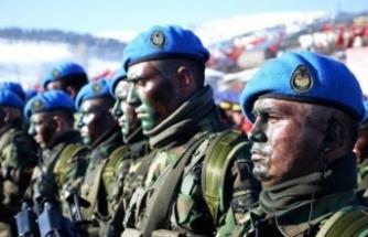NATO'dan Türk komandosuna övgü