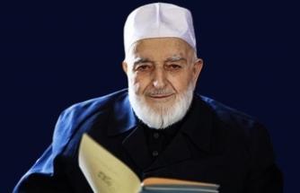 Nihat Hatipoğlu: M. Emin Saraç Hoca zor zamanlarda duruşunu bozmadan İslam'a hizmet etti