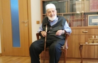 'Reîsü'l Kurrâ Gönenli Mehmed Efendi, M. Emin Saraç Hocaefendi'