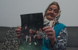 Srebrenitsa katliamında üç oğlunu kaybetti