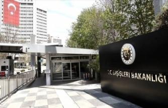 Türkiye Mali'de meydana gelen terör saldırısını kınadı