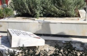 79 mezarı tahrip eden 5 kişi tutuklandı