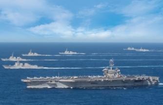 ABD'den iki ülkeye karşı yoğun askeri yığınak