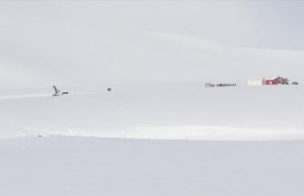 Askeri helikopterin enkazındaki incelemeler sürüyor