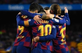 Barcelona Barcelona'dır