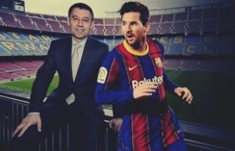 Barcelona'nın eski başkanı tutuklandı