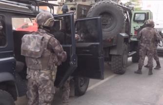DEAŞ'a ağır şubat darbesi: 55 tutuklama
