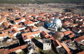 Domaniç'teki tarihi haberleşme kulesinin 3 boyutlu dijital belgelemesi yapıldı
