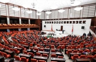 Ekonomiye ilişkin düzenlemeleri içeren yeni kanun teklifi meclise sunuldu