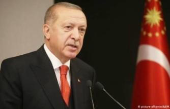 Erdoğan, 9 amaç 50 hedefi barındıran 11 maddelik eylem planı açıkladı