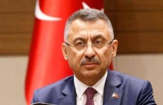 Fuat Oktay'dan Korgeneral Osman Erbaş'ın ailesine başsağlığı mesajı