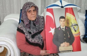 Gara şehidi Semih Özbey'in annesinden CHP ve HDP'ye tepki