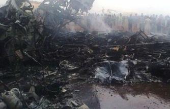 Güney Sudan'da uçak kazası: Çok sayıda ölü var