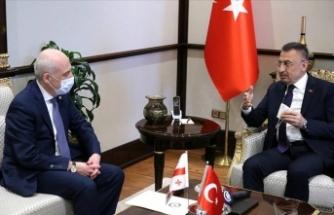 Gürcistan Dışişleri Bakanı  Ankara'da