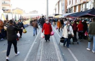 Hane halkı tüketim harcamaları arttı