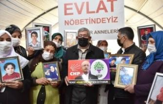 Kılıçdaroğlu'nun kardeşi nöbette: Ağabeyimi HDP'den istiyorum