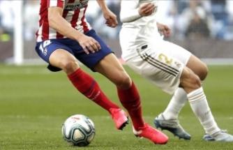 Madrid derbisinde kazanan yok