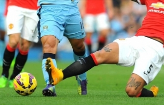 Manchester derbisi United'ın oldu