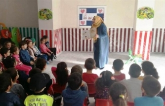 Merve Gülcemal: Çocuklarda dini eğitim sindire sindire verilmeli