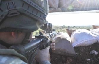 MSB duyurdu: 5 terörist etkisiz hale getirildi
